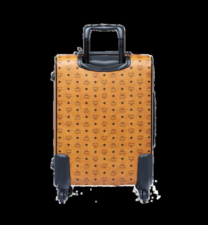 MCM Traveler Check In Trolley in Visetos MUV6AHE13CO001 AlternateView4