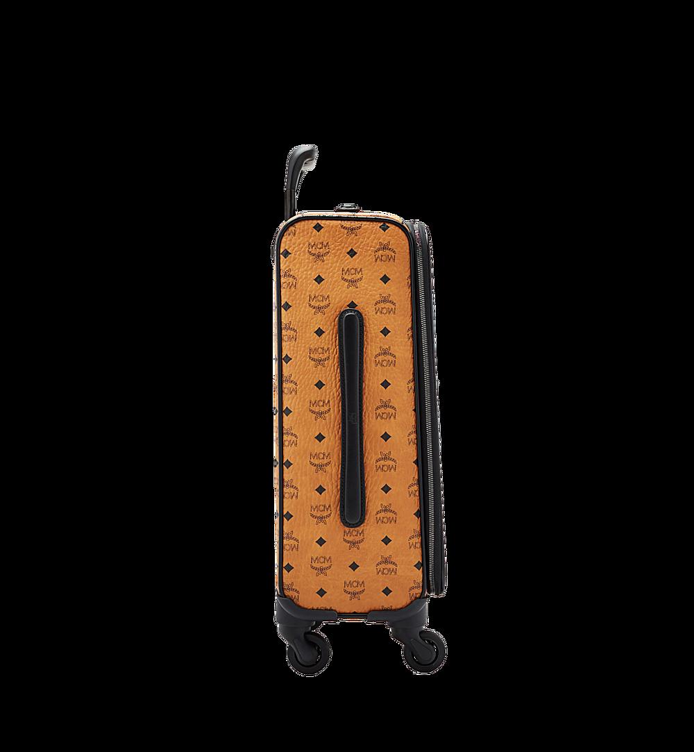 MCM Traveler Kabinentrolley in Visetos Cognac MUV6SHE14CO001 Noch mehr sehen 2