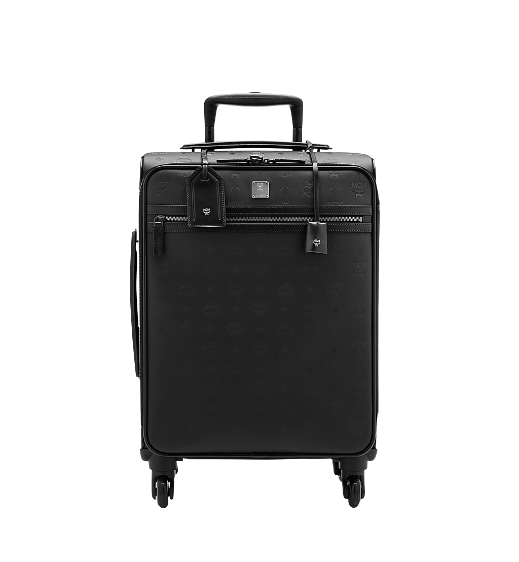 MCM Traveler Kabinentrolley in Odeon Black MUV6SHE28BK001 Noch mehr sehen 1