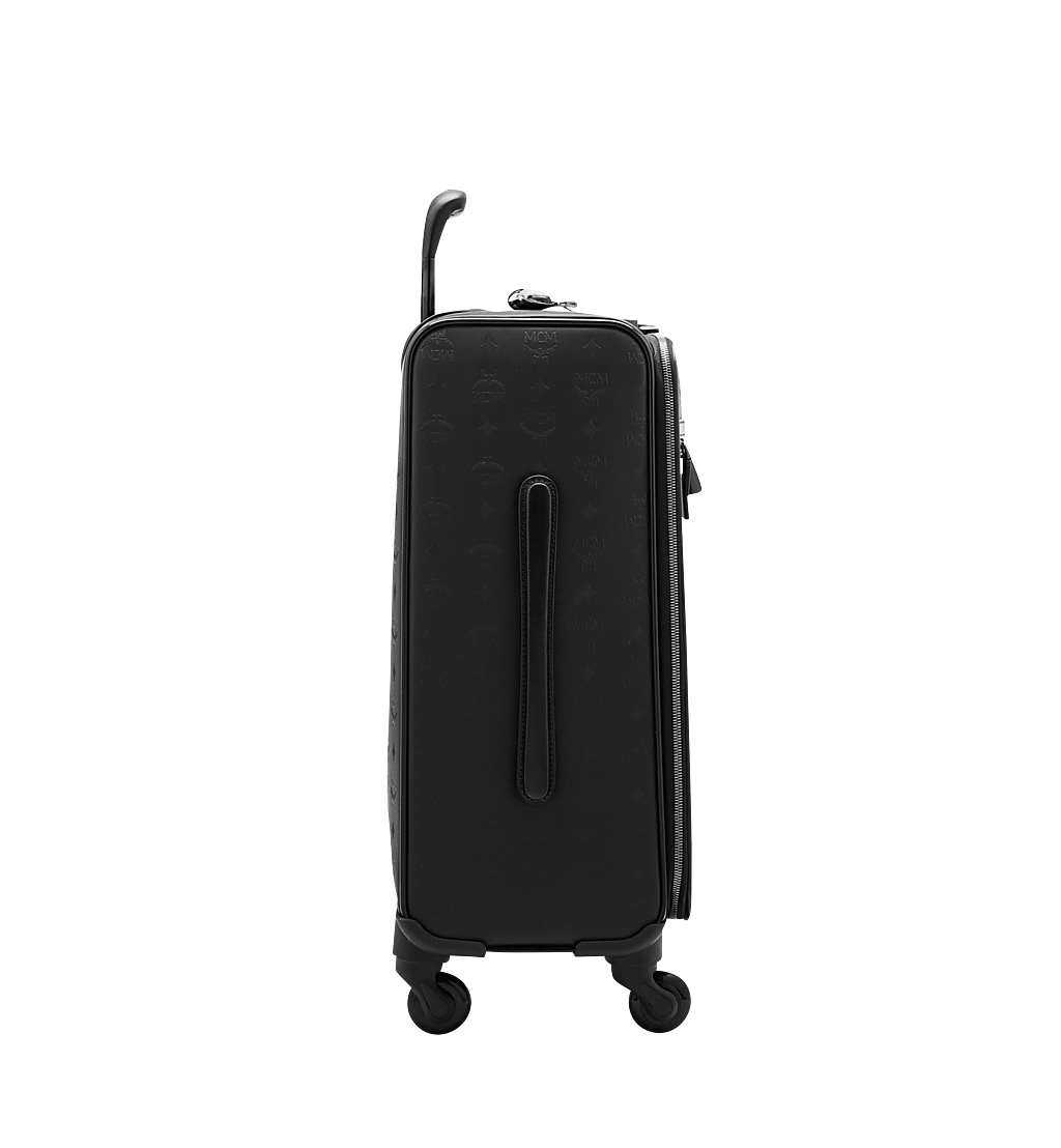 MCM Traveler Kabinentrolley in Odeon Black MUV6SHE28BK001 Noch mehr sehen 2