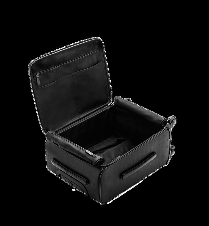 MCM Sac à roulettes pour cabine Traveler en Odeon Black MUV6SHE28BK001 Alternate View 6