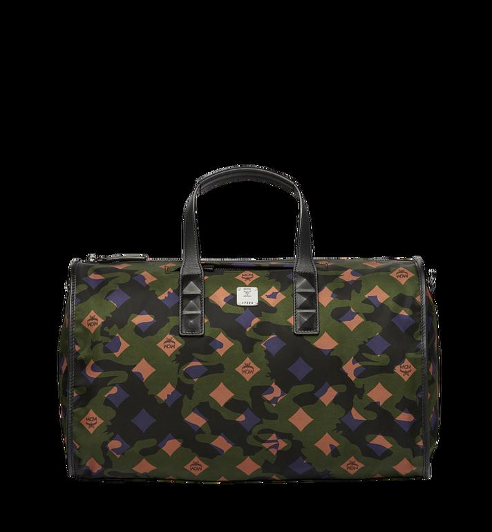 MCM Dieter Weekender-Tasche aus Nylon in Camouflage - Ausführung. Alternate View