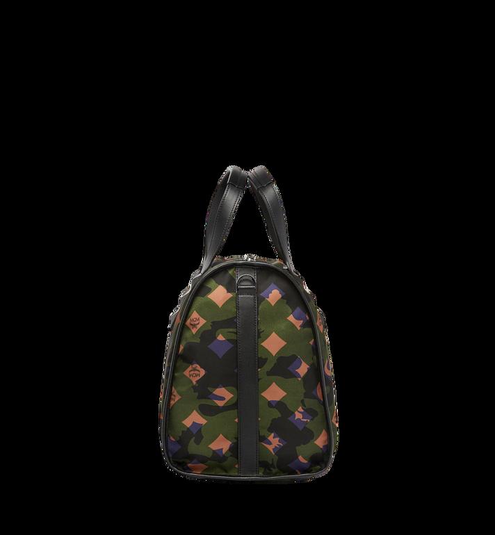 MCM Dieter Weekender-Tasche aus Nylon in Camouflage - Ausführung. Alternate View 3