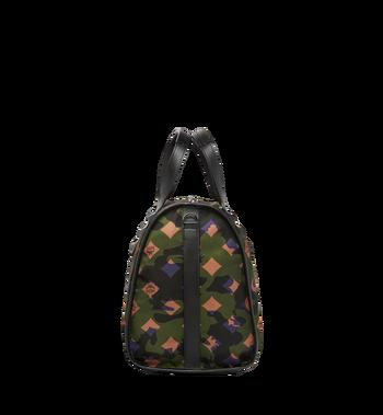 MCM Dieter Weekender-Tasche aus Nylon in Camouflage - Ausführung. MUV7ADT09GX001 AlternateView3