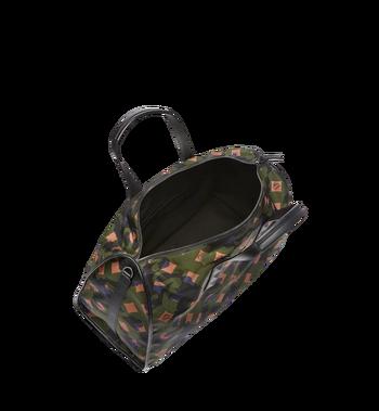 MCM Dieter Weekender-Tasche aus Nylon in Camouflage - Ausführung. MUV7ADT09GX001 AlternateView5