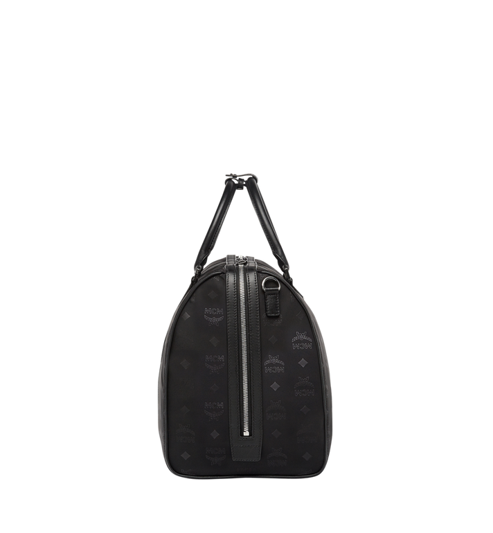 MCM Traveler Weekender in Monogram Nylon Alternate View 3