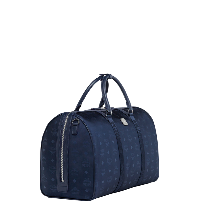 MCM Traveler Weekender in Monogram Nylon Alternate View 2