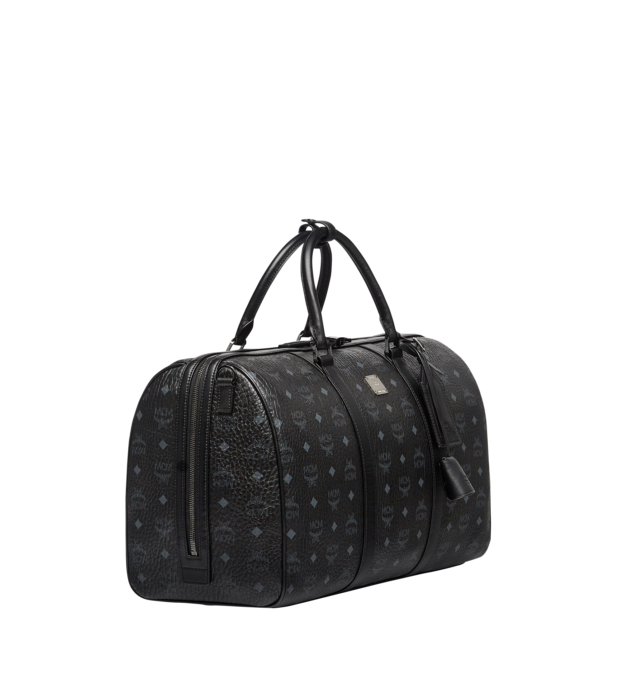 MCM Sac week-end Traveler en Visetos Black MUV7AVY03BK001 Plus de photos 1