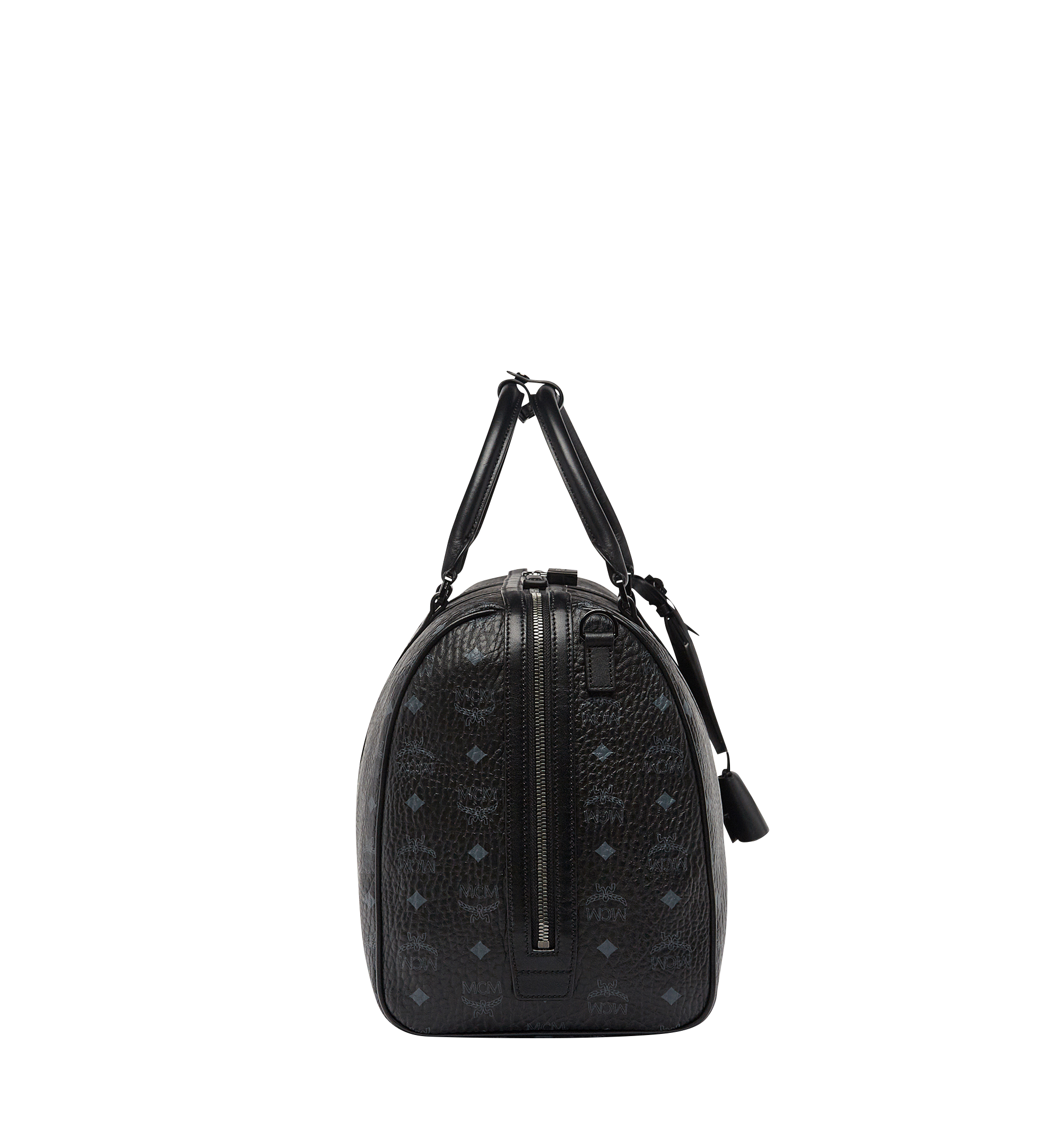 MCM Sac week-end Traveler en Visetos Black MUV7AVY03BK001 Plus de photos 3