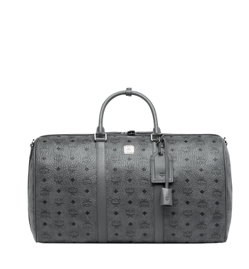 MCM Traveler Weekender in Visetos Alternate View 1