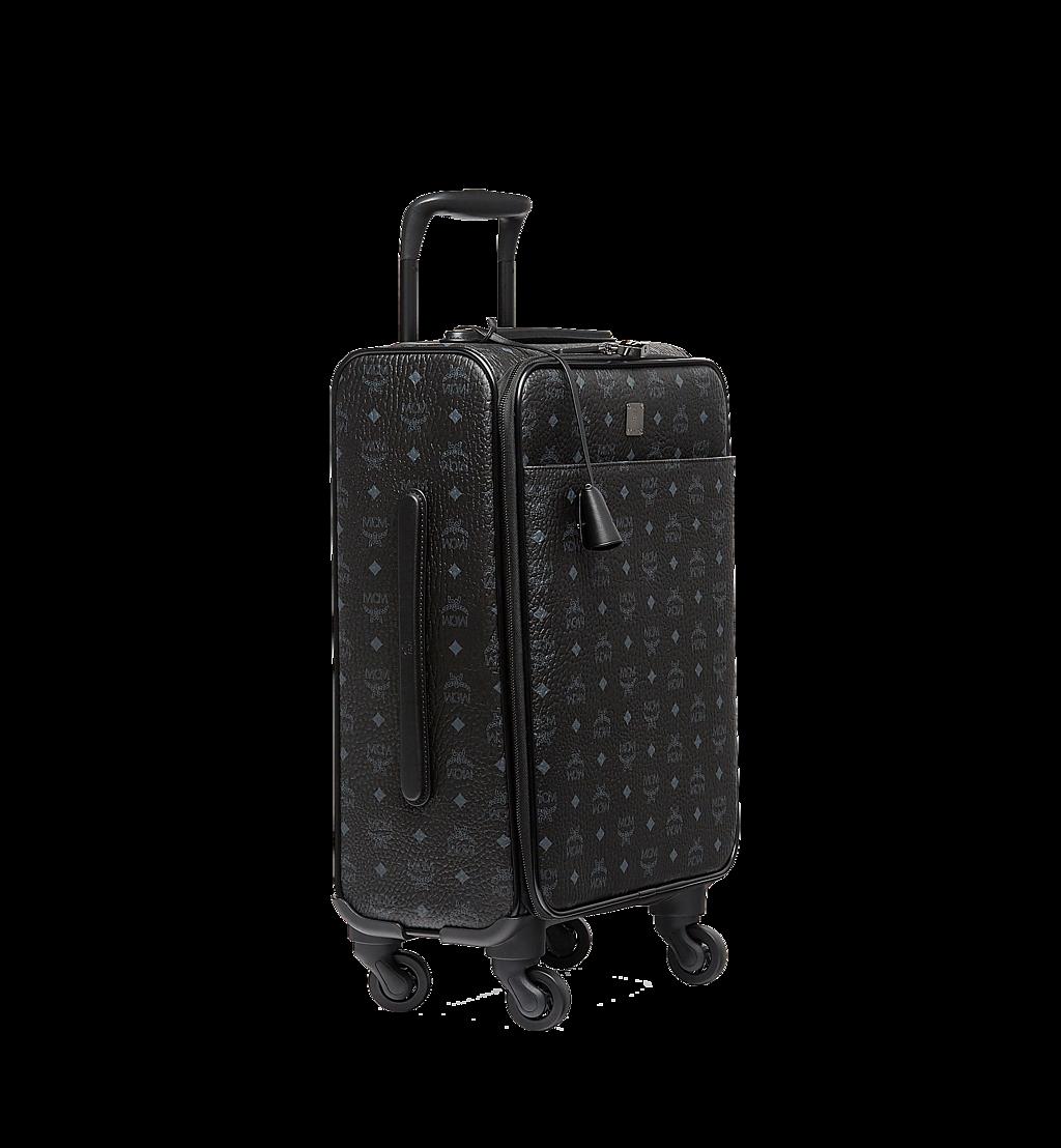MCM Traveler Kabinentrolley in Visetos Black MUV8SVY04BK001 Noch mehr sehen 1