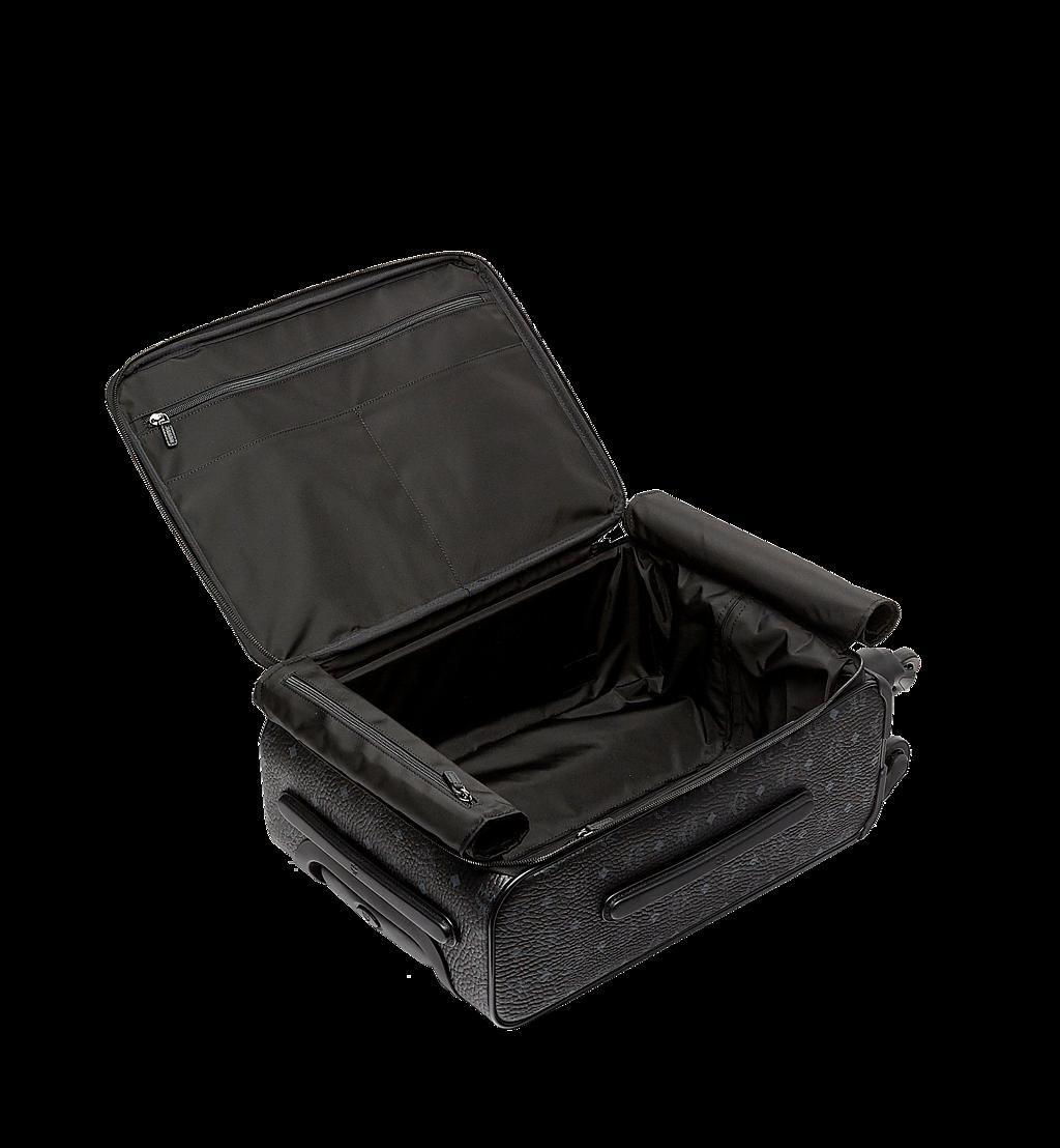 MCM Traveler Kabinentrolley in Visetos Black MUV8SVY04BK001 Noch mehr sehen 4