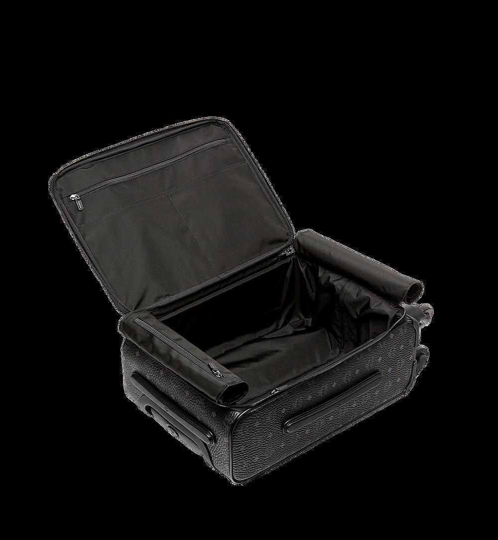 MCM Visetos 箱式推車旅行箱 Black MUV8SVY04BK001 更多視圖 4