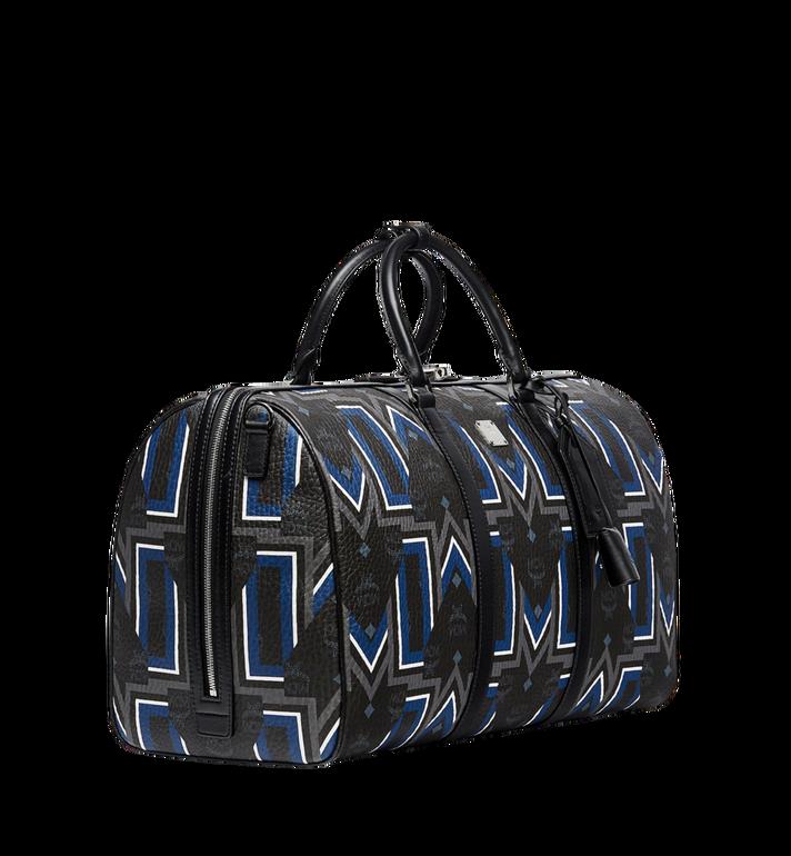 MCM Traveler Weekender-Tasche in Gunta Stripe Visetos Alternate View 2