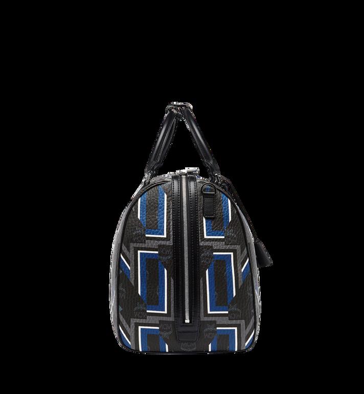 MCM Traveler Weekender-Tasche in Gunta Stripe Visetos Alternate View 3