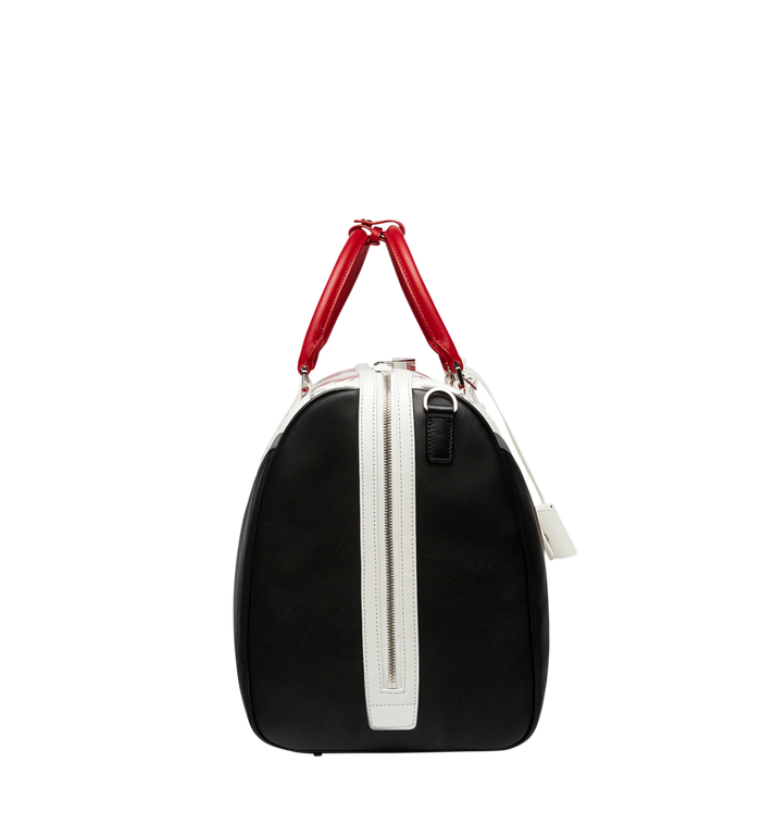 MCM Traveler Weekender-Tasche in Chevron Stripe Alternate View 3