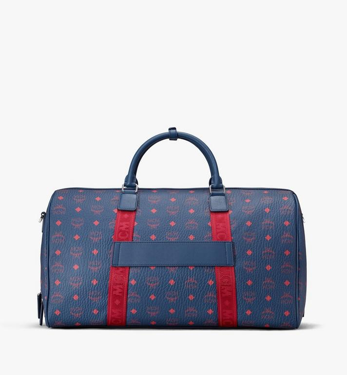 MCM Traveler Weekender Bag in Visetos Alternate View 3