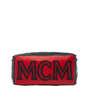 MCM Standhaft Weekender in Nappa Leather Alternate View 5