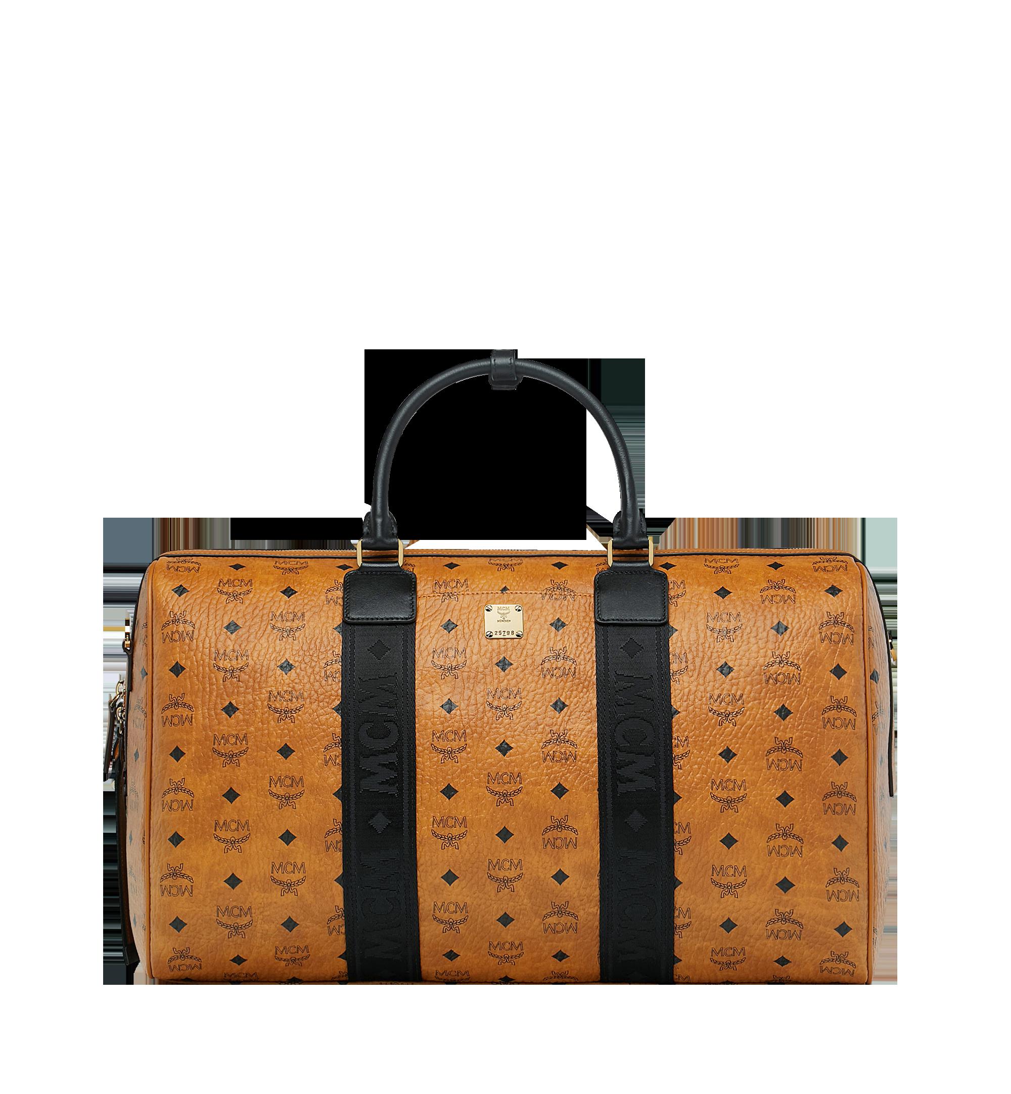 Weekender Visetos Coated Canvas Traveler Duffel Bag