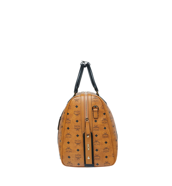 MCM Traveler Weekender in Visetos Alternate View 3