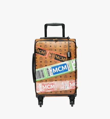 Traveler Cabin Trolley in Flight Print Visetos