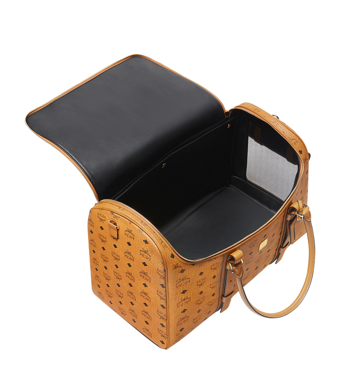 MCM Dog Carrier in Visetos AlternateView6