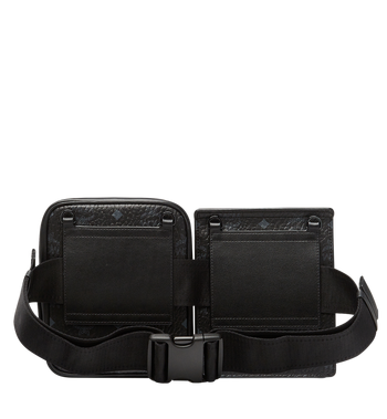 MCM Stark Modular Belt Bag in Visetos AlternateView4