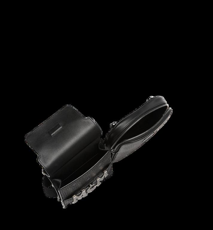 MCM Stark Modular Belt Bag in Visetos MUZ8AVE11BK001 AlternateView5