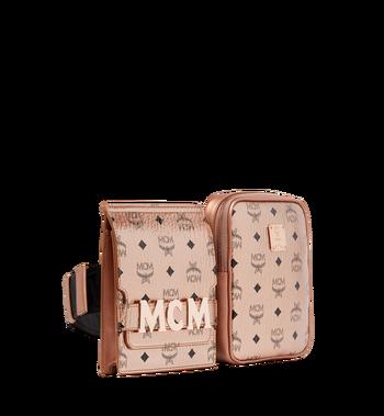 MCM Stark Modular Belt Bag in Visetos MUZ8AVE11TC001 AlternateView2