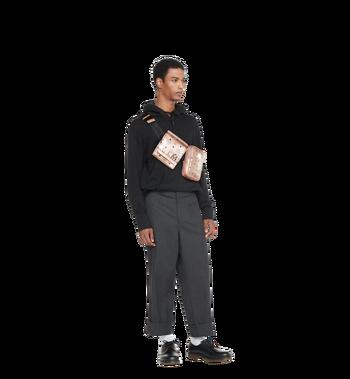 MCM Stark Modular Belt Bag in Visetos MUZ8AVE11TC001 AlternateView6