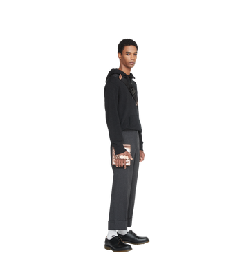 MCM Stark Modular Belt Bag in Visetos MUZ8AVE11TC001 AlternateView7