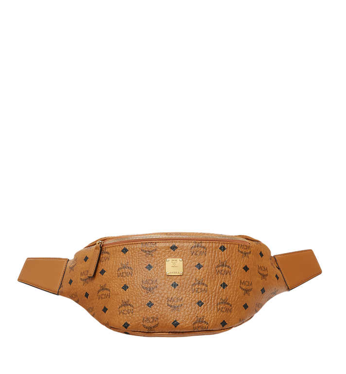 MCM Stark Belt Bag in Visetos MUZ8AVE16CO001 AlternateView