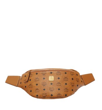 MCM Stark Belt Bag in Visetos Alternate View