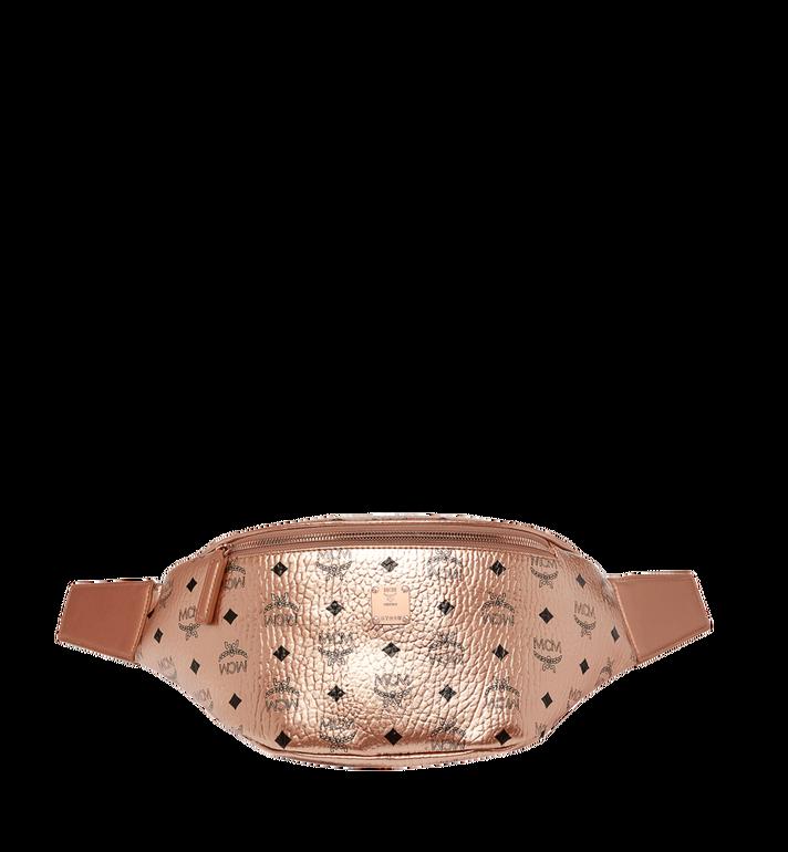 MCM Stark Belt Bag in Visetos Alternate View