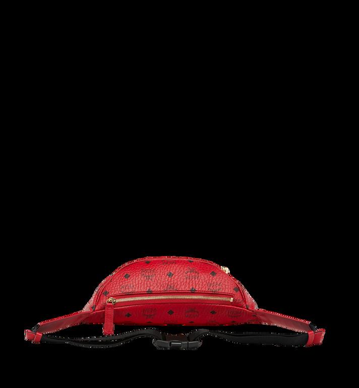 MCM (MCM)RED Belt Bag in Visetos MUZ8AVE17RU001 AlternateView4