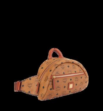 MCM Heritage Belt Bag in Visetos Alternate View 2