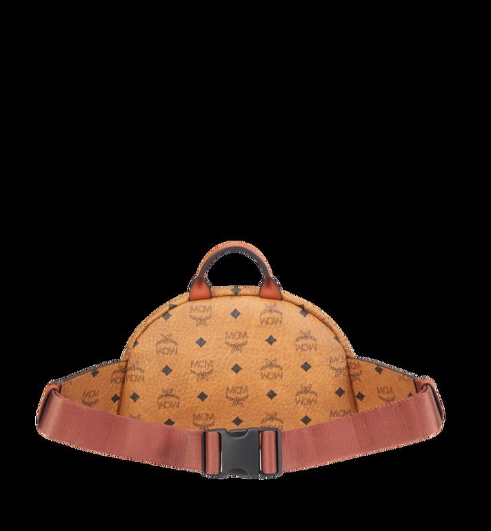 MCM Heritage Belt Bag in Visetos MUZ8AXL41CO001 AlternateView4