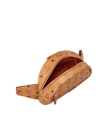 MCM Heritage Belt Bag in Visetos AlternateView5