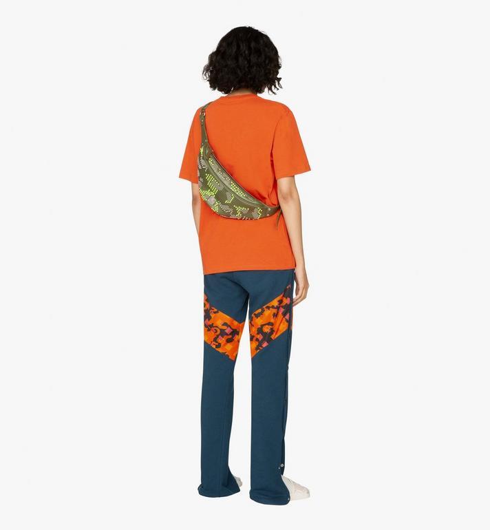 MCM Fursten Belt Bag in Studded Lion Camo Alternate View 5