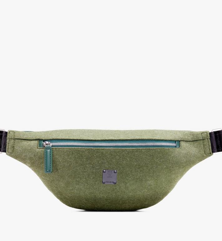 MCM Stark Loden Belt Bag Alternate View 2