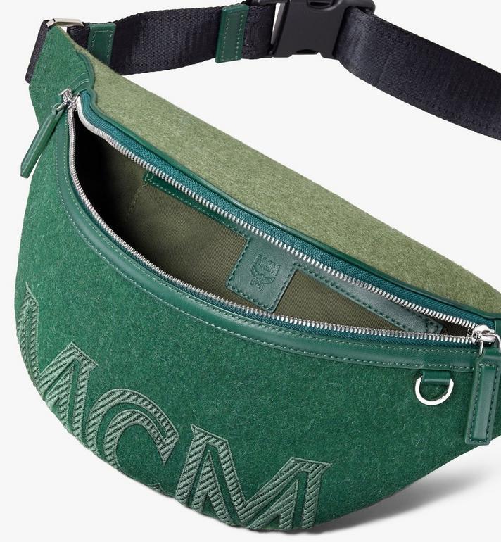 MCM Stark Loden Belt Bag Alternate View 3