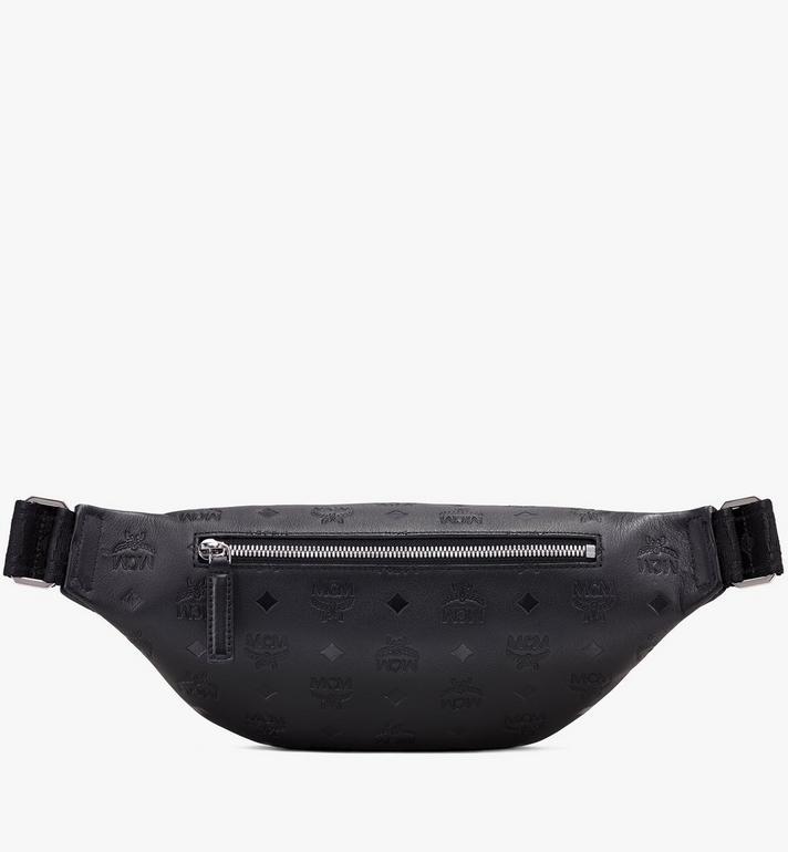MCM Fursten Belt Bag in Monogram Leather Alternate View 2