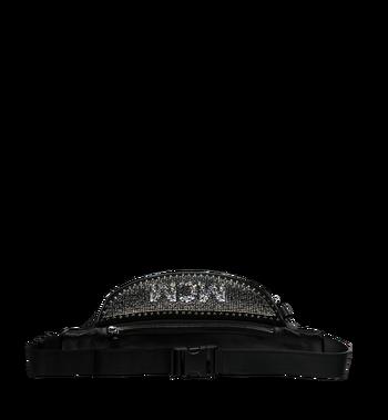 MCM 〈フュルステン〉 ベルトバッグ モザイク クリスタル MUZ9SFI01BK001 AlternateView4