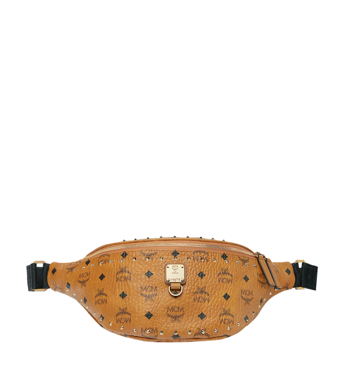MCM Fursten Belt Bag in Studded Outline Alternate View