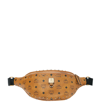 MCM Fursten Belt Bag in Studded Outline MUZ9SFI10CO001 AlternateView
