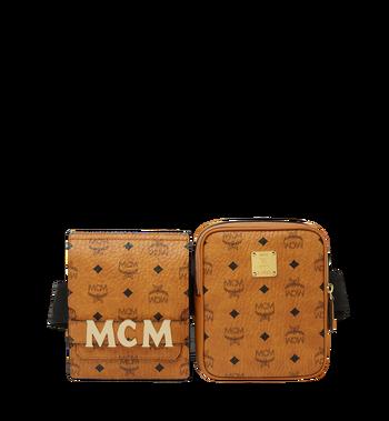 MCM Stark Modular Belt Bag in Visetos Alternate View