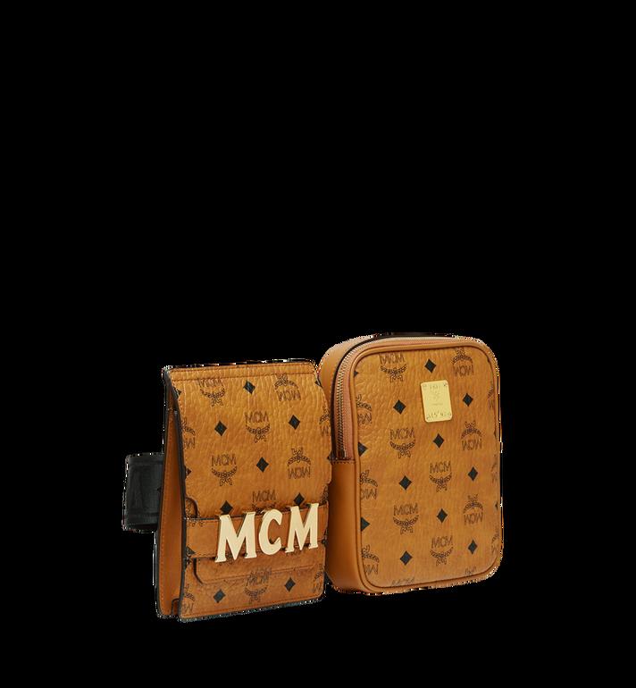 MCM Stark Modular Belt Bag in Visetos  MUZ9SFI11CO001 Alternate View 2