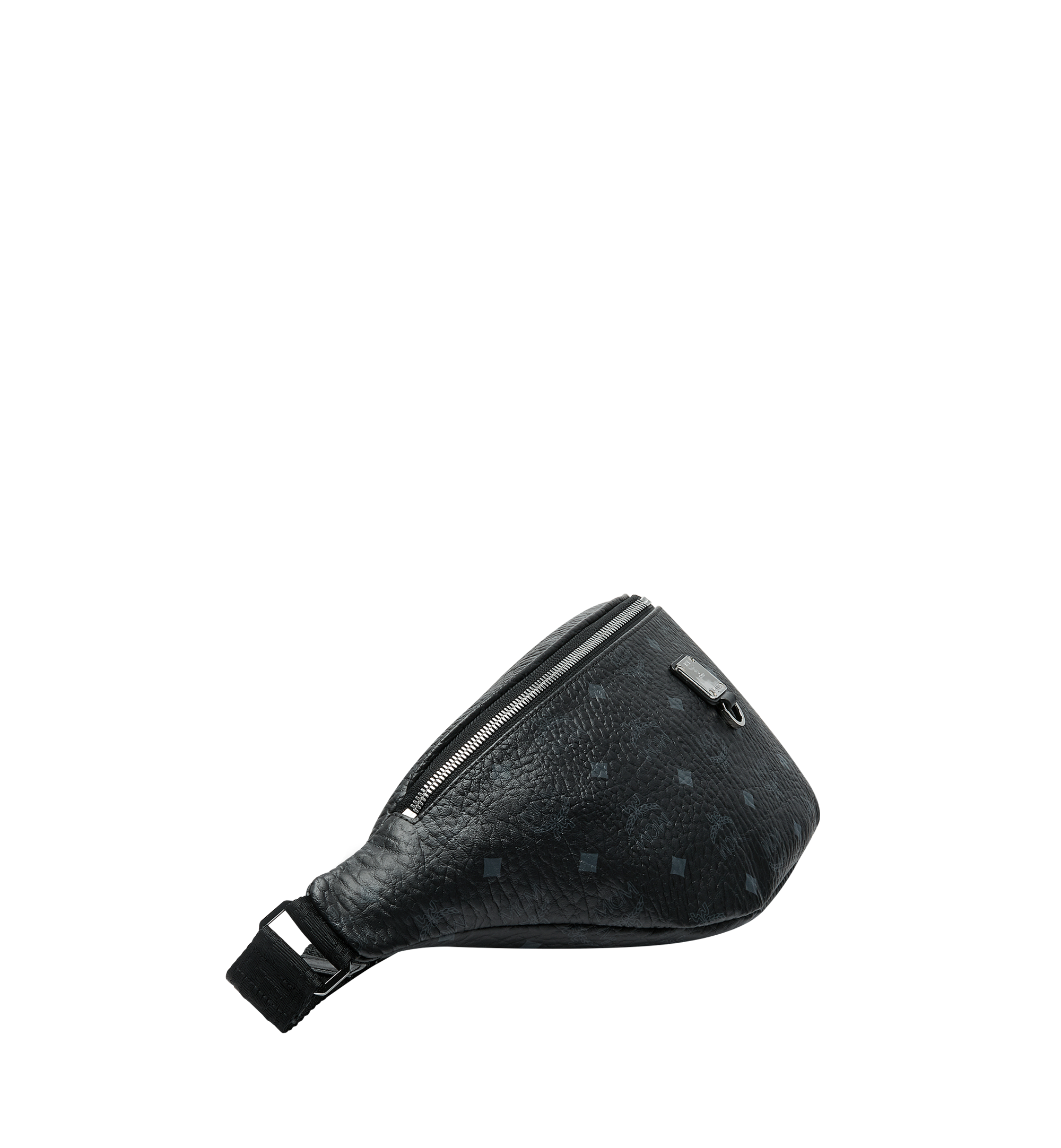 MCM 스타크 비세토스 벨트백 Black MUZ9SFI21BK001 Alternate View 3