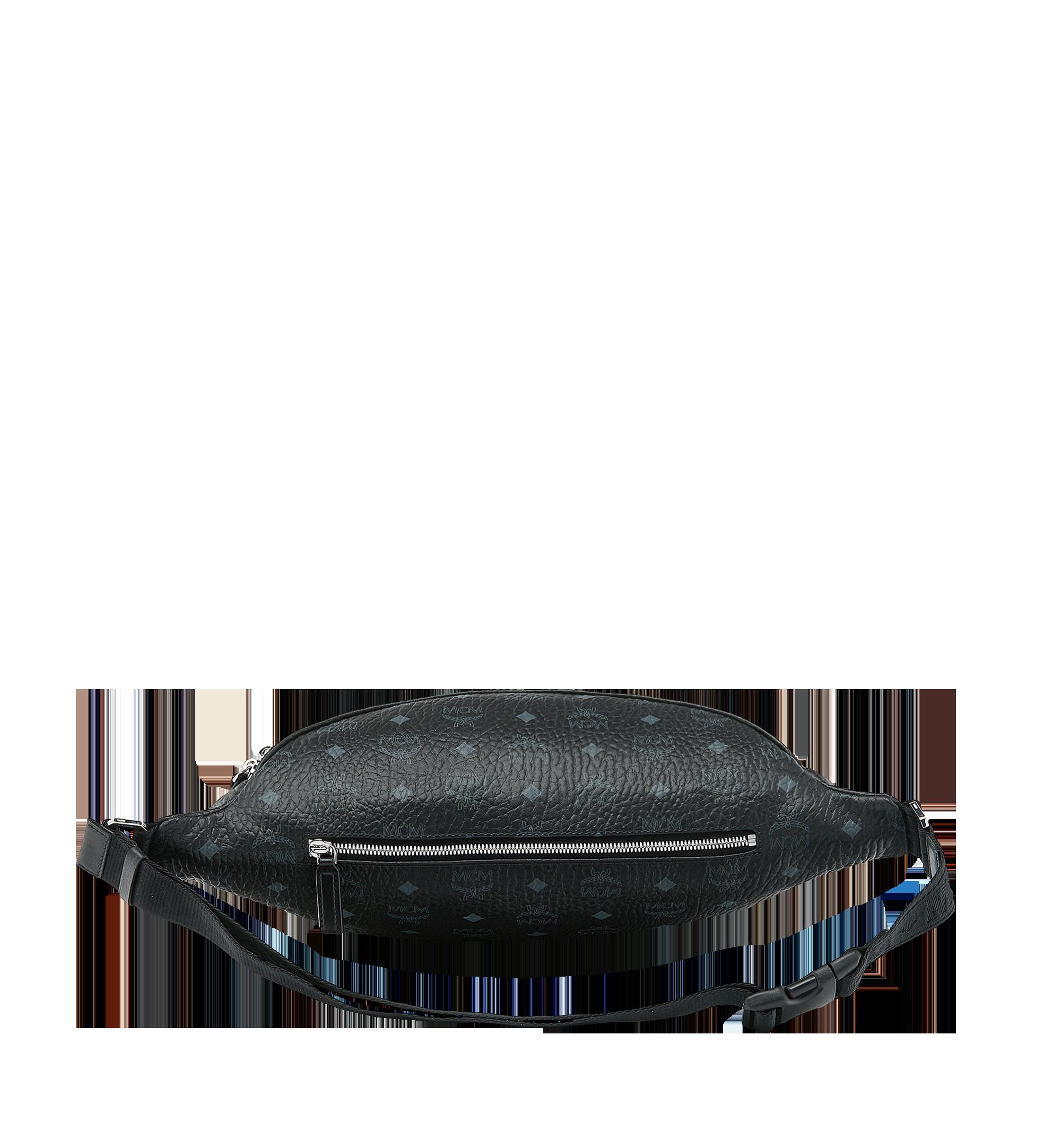 MCM 〈フュルステン〉ヴィセトス ベルトバッグ Black MUZ9SFI21BK001 Alternate View 4