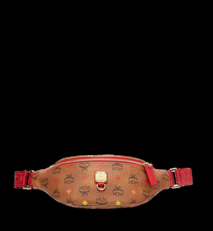MCM Stark Belt Bag in Skyoptic Visetos MUZ9SFI26CA001 AlternateView